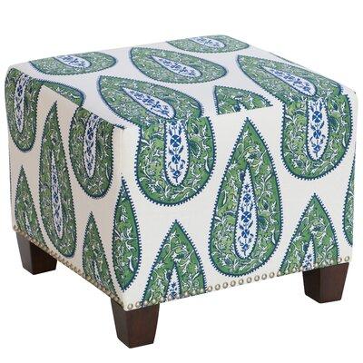 Mansour Cube Ottoman