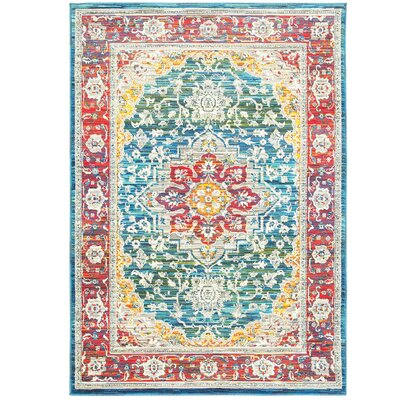 Mansi Area Rug Rug Size: Rectangle 53 x 76