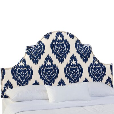 Esteban Upholstered Panel Headboard Size: California King