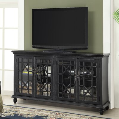 Ira 72 TV Stand Color: Edwardsville Textured Black