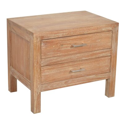Corben 2 Drawer Nightstand