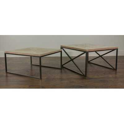 Corby 2 Piece Coffee Table Set
