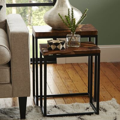 Corette 3 Piece End Table Set