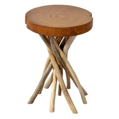 Cordova End Table Finish: Natural