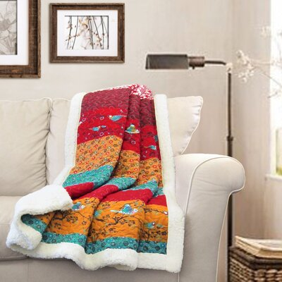Quentin Cotton Throw Blanket