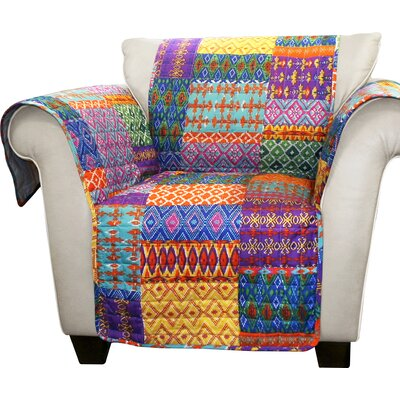 Lena Box Cushion Armchair Slipcover