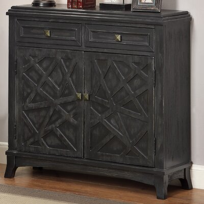 Najar 2 Door 2 Drawer Cabinet