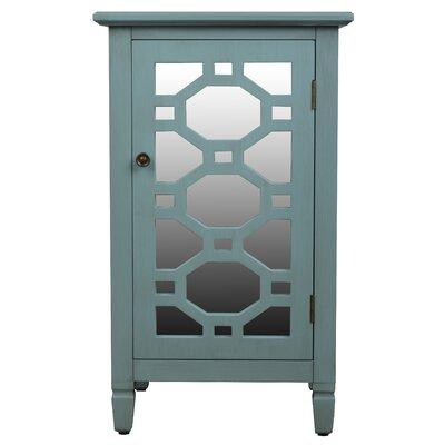 Oram Mirrored Door Accent Cabinet