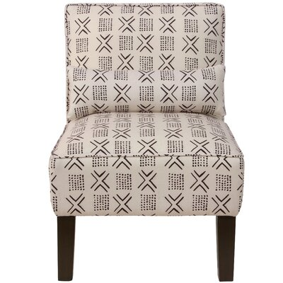 Thurston Slipper Chair Upholstery: Remmy Cream OGA