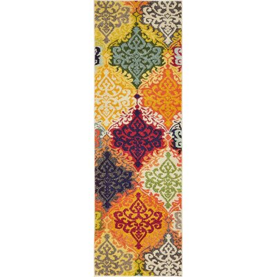 Soza Yellow/Green Area Rug