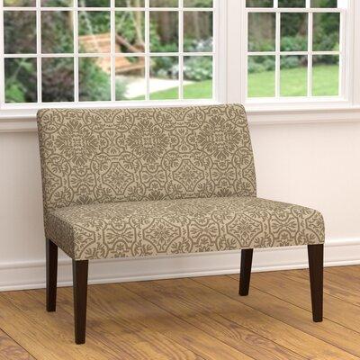 Marcelo Settee Upholstery: Barley