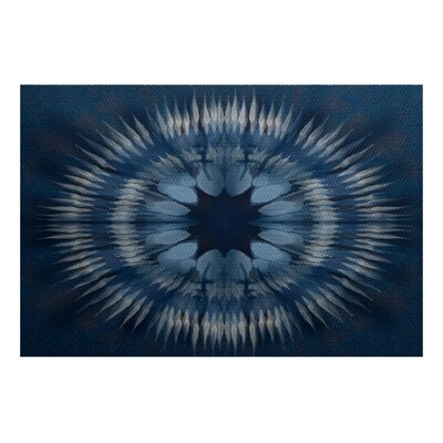 Armstrong Blue Area Rug