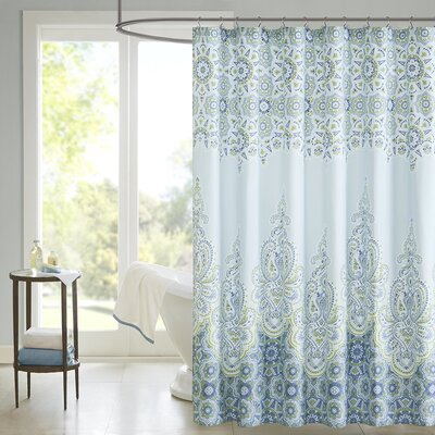 Reena Cotton Shower Curtain