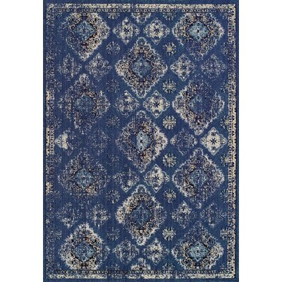 Denim Area Rug Rug Size: 92 x 125