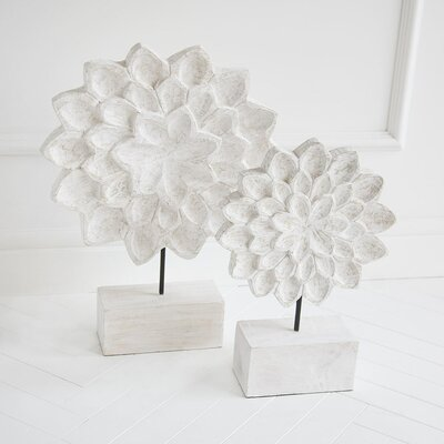 White Wood Decor