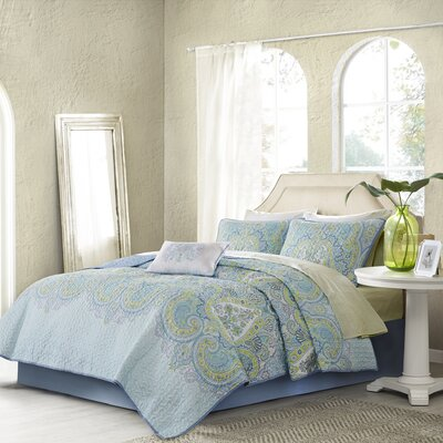 Sonata Coverlet Set Size: Twin