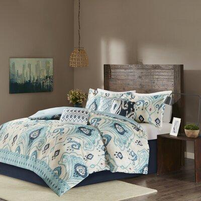 Kassia 7 Piece Comforter Set