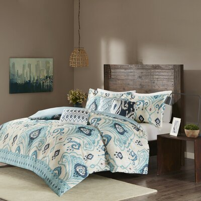 Kassia 6 Piece Duvet Cover Set