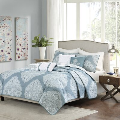 Main 6 Piece Coverlet Set