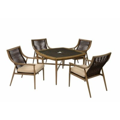 Dougherty 5 Piece Dining Set