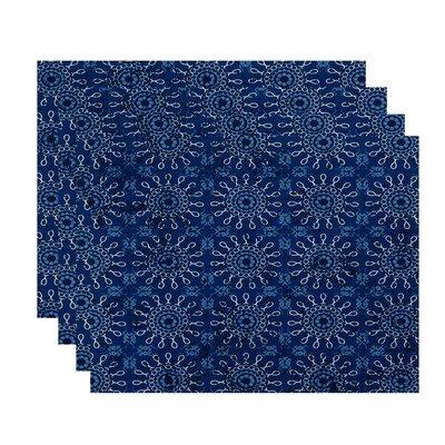 Soluri Sun Tile Geometric Print Placemat