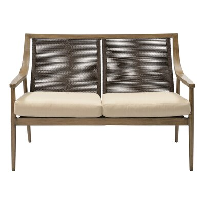 Dougherty Loveseat with Cushions