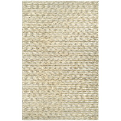 Damia Hand-Crafted Area Rug Rug Size: Rectangle 53 x 76