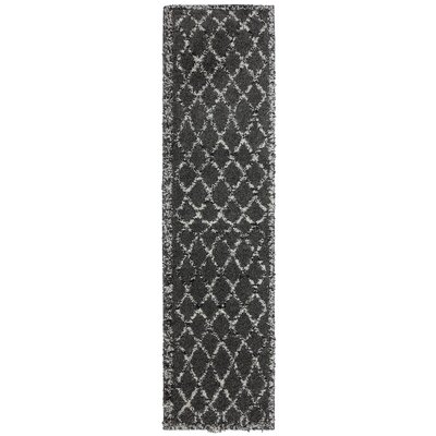 Renda Fresno Dark Taupe Area Rug Size: Rectangle 5 x 7