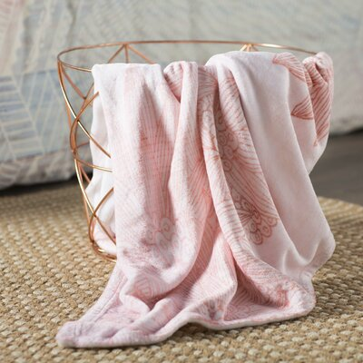 Terra Fleece Throw Blanket
