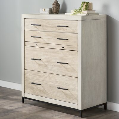Drew 4 Drawer Chest