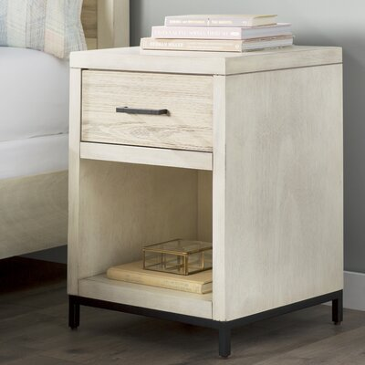 Drew 1 Drawer Nightstand