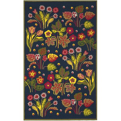 Puri Indoor/Outdoor Area Rug Rug Size: 5 x 8