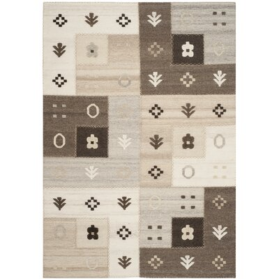Hawke Natural Rug Rug Size: Rectangle 6 x 9