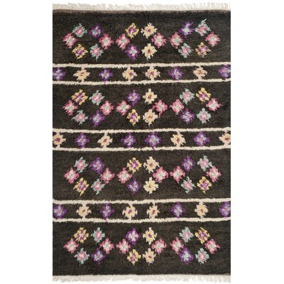 Hawke Multi Colored Rug Rug Size: Rectangle 8 x 10