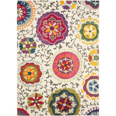 Elston Area Rug Rug Size: Square 67