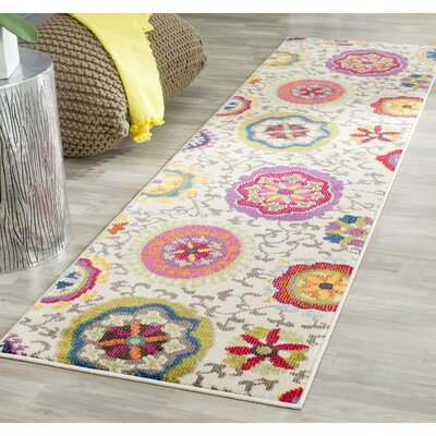 Elston Area Rug Rug Size: Runner 22 x 6
