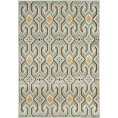 Saint-Michel Area Rug Rug Size: Rectangle 53 x 76