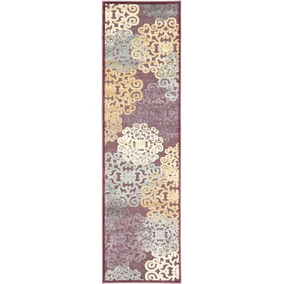 Saint-Michel Area Rug Rug Size: Runner 22 x 8