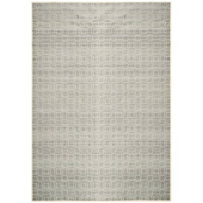 Saint-Michel Cream/Multi Area Rug Rug Size: Rectangle 8 x 112
