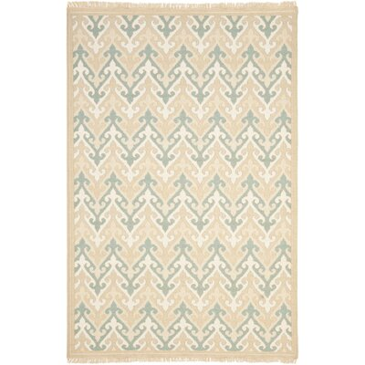 Saint-Paul Beige Area Rug Rug Size: Rectangle 9 x 12