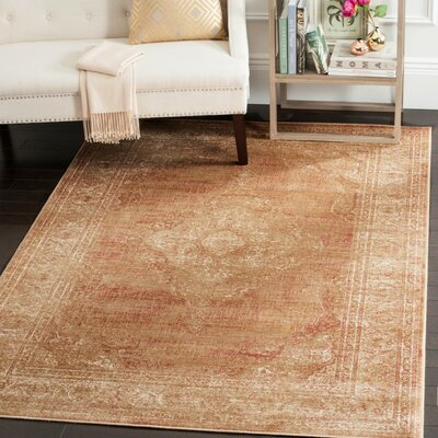 Todd Taupe Outdoor Rug Rug Size: Oval 53 x 76