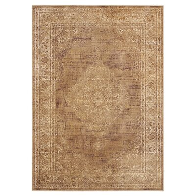 Todd Taupe Outdoor Rug Rug Size: Rectangle 10 x 14