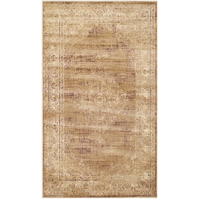 Vishnu Taupe Outdoor Rug Rug Size: 810 x 122