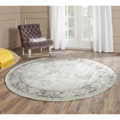 Makenna Spruce Area Rug Rug Size: Rectangle 53 x 76