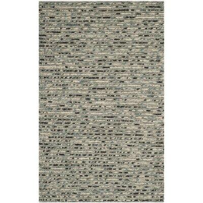 Pinehurst Grey Area Rug Rug Size: 5' x 8'