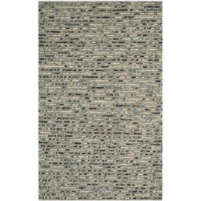 Pinehurst Grey Area Rug Rug Size: 6' x 9'