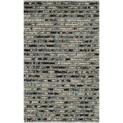 Pinehurst Grey Area Rug Rug Size: Runner 2'-6