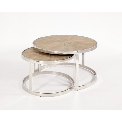 Devin 2 Piece Nesting Tables