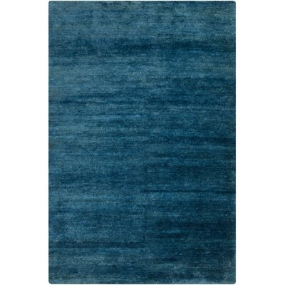 Nondoue Teal Area Rug Rug Size: Rectangle 5 x 8