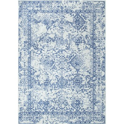 Pittwater Light Blue Area Rug Rug Size: 710 x 1010